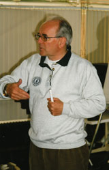 Grandmaster James A. Nystedt underviser i Medical Qigong, Western Academy of Medical Qigong